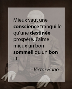 French nouns in Victor Hugo